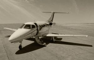 Phenom 100: outside of plane