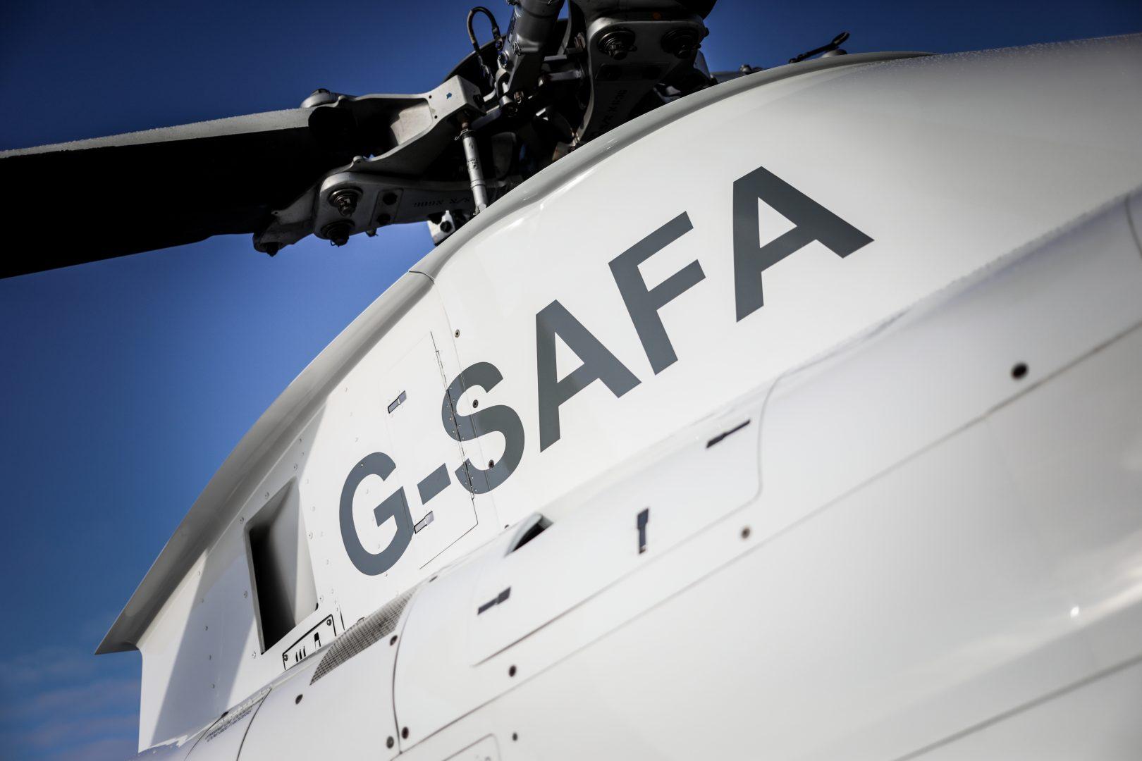 G-SAFA outside
