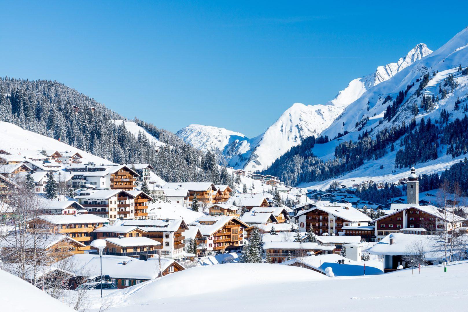 This Season's Best European Ski Destinations
